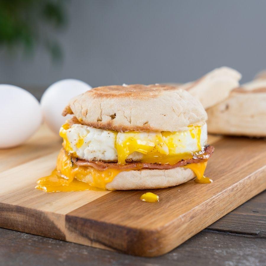 Bacon Breakfast Sandwich